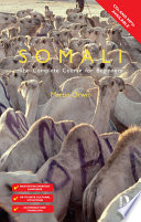 Colloquial Somali  eBook And MP3 Pack