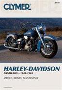Clymer Harley Davidson H D Panheads 48 65  Service  Repair  Maintenance
