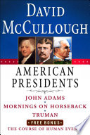 David McCullough American Presidents E Book Box Set