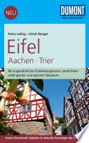 DuMont Reise Taschenbuch Reisef  hrer Eifel  Aachen  Trier