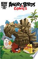 Angry Birds Mini Comic 4