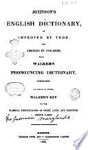 Johnson s English Dictionary