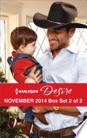 Harlequin Desire November 2014   Box Set 2 of 2