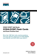 CCDA CCDP Flash Cards and Exam Practice Pack