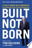 Book Built  Not Born
