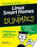 illustration Linux Smart Homes For Dummies