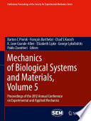 Mechanics of Biological Systems and Materials  Volume 5