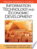 Information Technology And Economic Development book