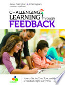 Challenging Learning Through Feedback