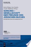 Soncino – Gesellschaft der Freunde des jüdischen Buches
