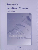 Student s Solutions Manual for Elementary Statistics