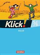 Klick  Musik 5  6  Schuljahr  Sch  lerbuch mit Beilage  Tanzschritte   Westliche Bundesl  nder