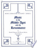 Music in the Middle Ages and Renaissance