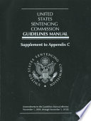 United States sentencinf commission guidlines manual