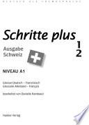 Schritte plus 1 und 2 Ausgabe Schweiz
