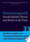Humanontogenetik