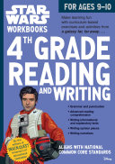 Star Wars Workbook  4th Grade Reading and Writing