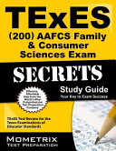 Texes Aafcs Family and Consumer Sciences 200 Secrets