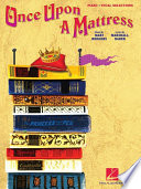 Once Upon a Mattress  Songbook