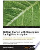 Ebook Getting Started with Greenplum for Big Data Analytics Epub Sunila Gollapudi Apps Read Mobile