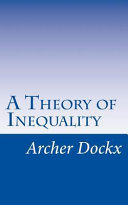 A Theory of Inequality