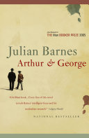 Arthur & George : major new novel from julian...