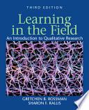 Learning In The Field