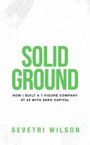 Solid Ground Book PDF