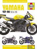 Yamaha Yzf R6 03 05