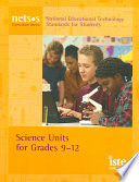 Science Units For Grades 9 12