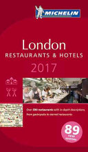 MICHELIN Guide London 2017
