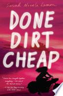 Ebook Done Dirt Cheap Epub Sarah Nicole Lemon Apps Read Mobile