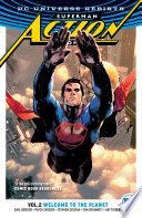 Superman   Action Comics Vol  2  Welcome to the Planet