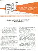 download ebook u.s. forest service research note so. pdf epub