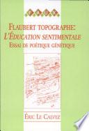 Flaubert topographe