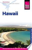 Reise Know How Hawaii  Reisef  hrer f  r individuelles Entdecken