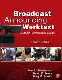 Broadcast Announcing Worktext