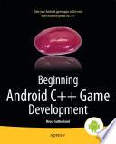 Beginning Android C   Game Development
