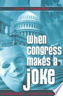 When Congress Makes A Joke
