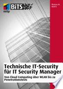 Technische IT-Security für IT Security Manager