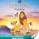 The Lion King Read Along Storybook