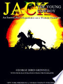 Jack The Young Cowboy : sweeping over the cattle range. cattle had first...