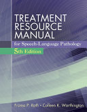 Treatment Resource Manual for Speech Language Pathology