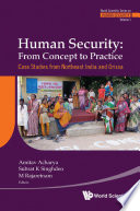 Human Security  From Concept to Practice