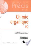 Chimie organique PC