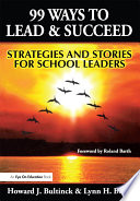 99 Ways to Lead   Succeed