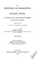 The Principles of Book-keeping by double entry, in a series of easy and progressive exercises