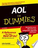 AOL For Dummies