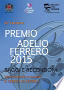 Saggi e recensioni del 32   Premio Ferrero