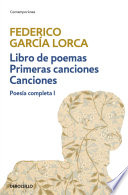download ebook libro de poemas | primeras canciones | canciones (poesía completa 1) pdf epub